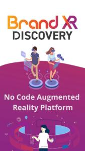 Photo of BrandXR Discovery Logo